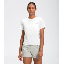 Women's Wander Twist Back S/S by The North Face in Golden CO