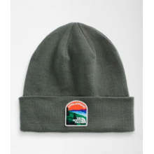 Embroidered Earthscape Beanie by The North Face