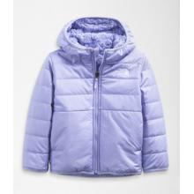 Toddler Reversible Mossbud Swirl Full Zip Hooded Jacket