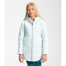 Girls' Reversible Mossbud Swirl Parka by The North Face in Littleton CO