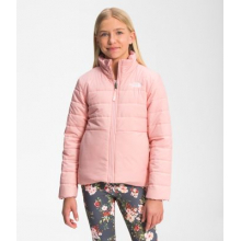 Girls' Reversible Mossbud Swirl Jacket by The North Face in Dillon CO