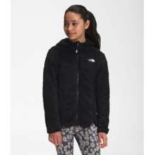 Girls' Suave Oso Hooded Full Zip Jacket by The North Face