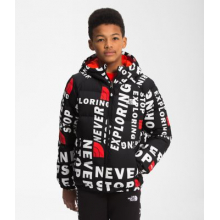 Boys' Printed Hyalite Down Jacket by The North Face