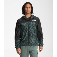 Men's Printed Hydrenaline Wind Jacket by The North Face