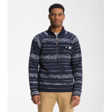 Men's Printed Gordon Lyons 1/4 Zip by The North Face in Littleton CO