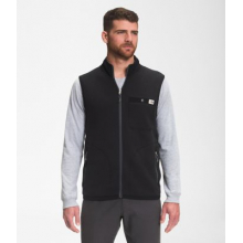 Men's Gordon Lyons Full Zip Vest by The North Face in Sioux Falls SD