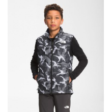 Youth Printed Reactor Insulated Vest