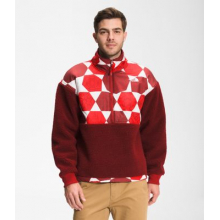Men's Printed Platte Sherpa 1/4 Zip by The North Face in Chelan WA