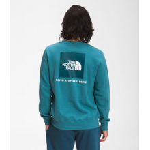 Men's Box NSE Crew Sweatshirt by The North Face