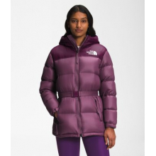 Women's Nuptse Belted Mid Jacket by The North Face