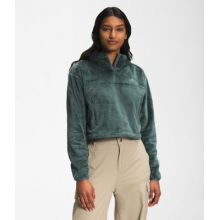 Women's Osito 1/4 Zip Hoodie by The North Face in Alamosa CO
