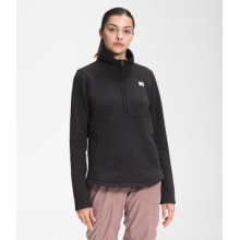 Women's Crescent 1/4 Zip Pullover by The North Face in Denver CO
