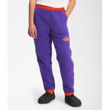 Youth Unisex Color Block Fleece Pant