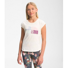 Girls' S/S Graphic Tee by The North Face