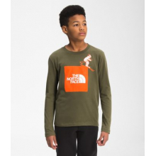 Boys' L/S Graphic Tee by The North Face in Sioux Falls SD