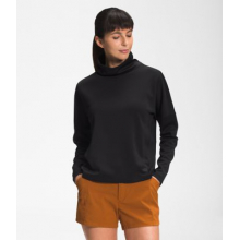 Women's EA Basin Funnel Neck L/S by The North Face in Sioux Falls SD