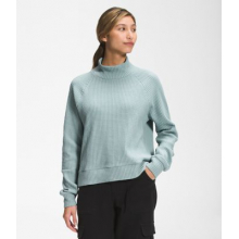 Women's L/S Mock Neck Chabot by The North Face