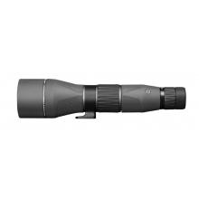SX-5 Santiam 27-55x80 HD Straight Spotting Scope, Shadow Gray by Leupold