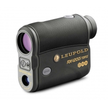 RX-1200i TBR/W with DNA Laser Rangefinder Black/Gray OLED Selectable by Leupold