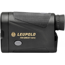 RX-2800 TBR/W Laser Rangefinder Black/Gray OLED Selectable by Leupold in Johnstown Co