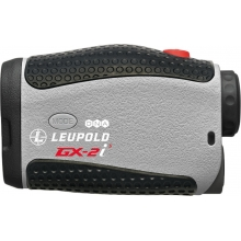 GX-2i3 Digital Golf Rangefinder Gray/Black 3 Selectable Reticles by Leupold