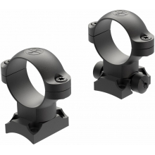 STD Browning X-Bolt 2-pc Base/1-in Medium Rings Matte