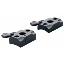 QR Winchester XPR 2-pc Matte by Leupold