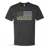 Leupold Flag Tee Midnight Navy Lrg