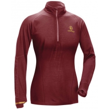 W's Secluded Baselayer 1/2 Zip  Wine SM