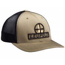 Reticle Trucker Hat Loden / Black OS by Leupold