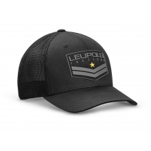 Tact Badge Flexfit Black   S/M by Leupold