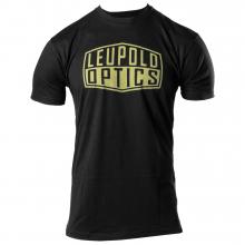 Leupold Optics Gold Badge Tee - Black - M