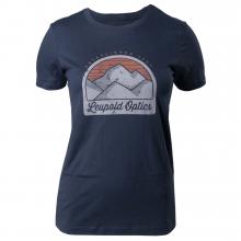 W's Leupold Mountain Tee Indigo S by Leupold