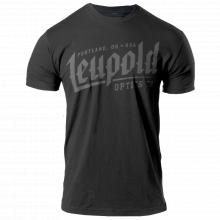 Leupold Electric Tee Black L