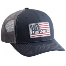Leupold Flag Trucker Navy/Grey by Leupold