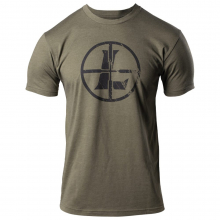 Distressed Reticle Tee Military Green XXL