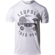 Shed Head Tee White  XXL by Leupold
