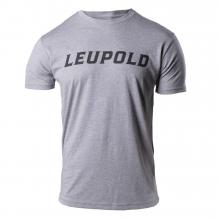 Leupold Wordmark Tee Graphite Heather XXXL by Leupold