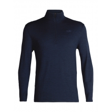 Men's Original LS Half Zip by Icebreaker in Richmond Bc