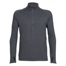 Men's Coronet LS Half Zip by Icebreaker