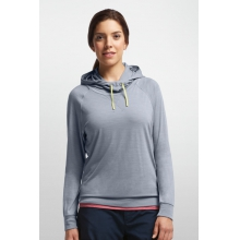 Women's Sphere LS Hood by Icebreaker in Santa Barbara Ca