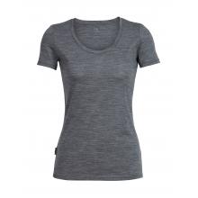 Womens Tech Lite Short Sleeve Scoop by Icebreaker