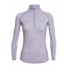 Women's Zone LS Half Zip by Icebreaker in Edmonton Ab