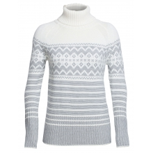 Women's Aura LS Turtleneck by Icebreaker
