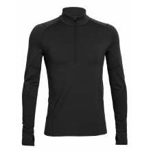 Men's Zone LS Half Zip by Icebreaker in Revelstoke BC