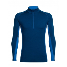 Men's Zone LS Half Zip by Icebreaker