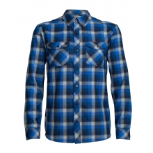 Men's Lodge LS Flannel Shirt by Icebreaker in Sioux Falls SD