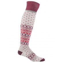 Women's LifeStyle Fine Gauge Ultra Light Over the Knee Dotty by Icebreaker