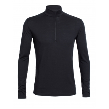 Men's Oasis LS Half Zip by Icebreaker in Revelstoke BC
