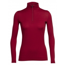 Women's Oasis LS Half Zip by Icebreaker in Glenwood Springs CO